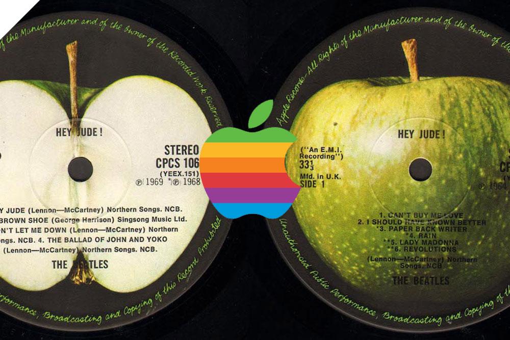 Beatles vs. Apple – avagy az almák háborúja